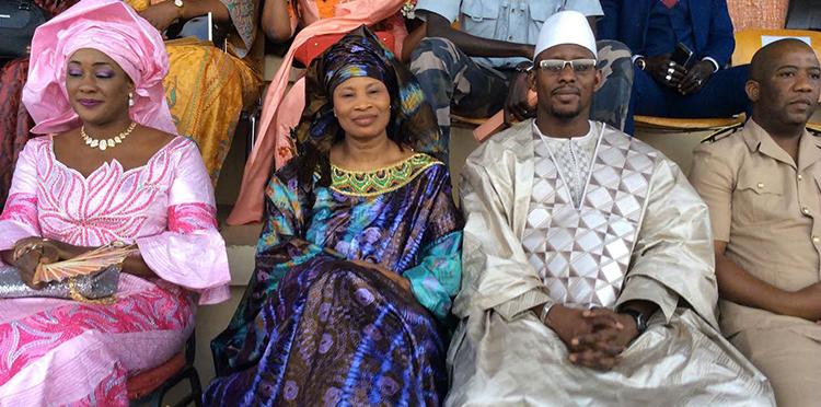PODOR : Moustapha Diop Dégaine 300 millions FCFA pour le réseau des femmes pour l'émergence