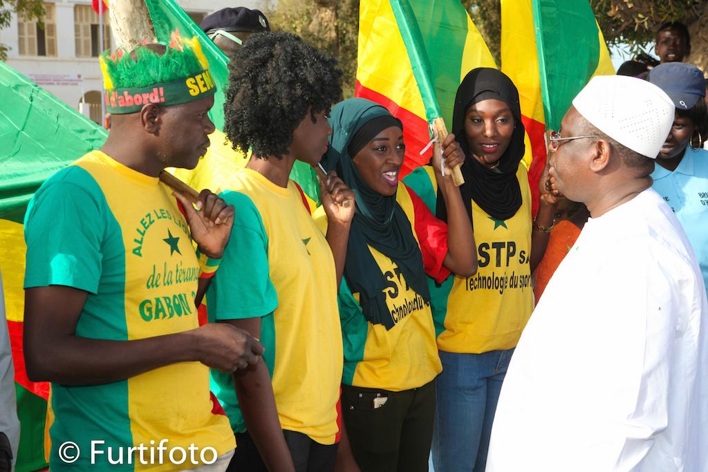 CIVISME: Paco présente son concept citoyen au Président Macky SALL (Photos)