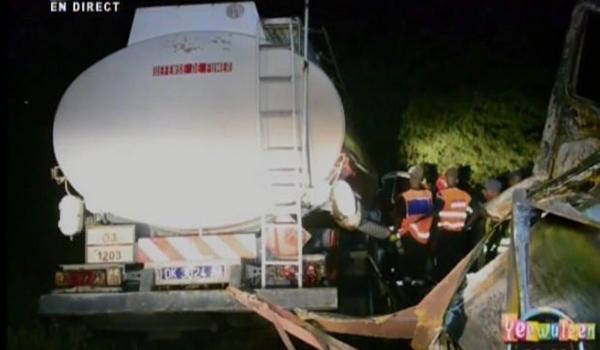 Accident mortel : pour le sauver de l'incendie, une mère projette son enfant. « Je l'ai trouvé assis au bord de la route … », raconte un témoin.