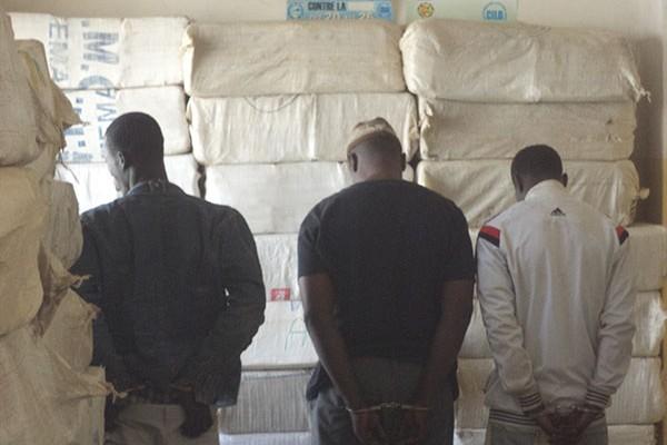 Saint-Louis : des peines variant entre un mois et cinq ans de prison pour cession de drogue