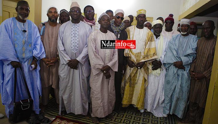 Décès de Serigne Cheikh Tidjane SY Al Maktoum : les vives condoléances de l'Association des Imams et Ulémas de Saint-Louis (AIUS)