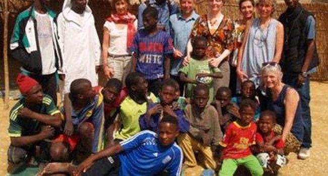 6 bénévoles de l'association Pharmacie Humanitaire International en mission à Saint-Louis