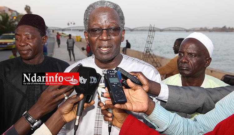 Saint-Louis : les écologistes du Sénégal exigent une plainte contre les auteurs de la brèche ( vidéo )