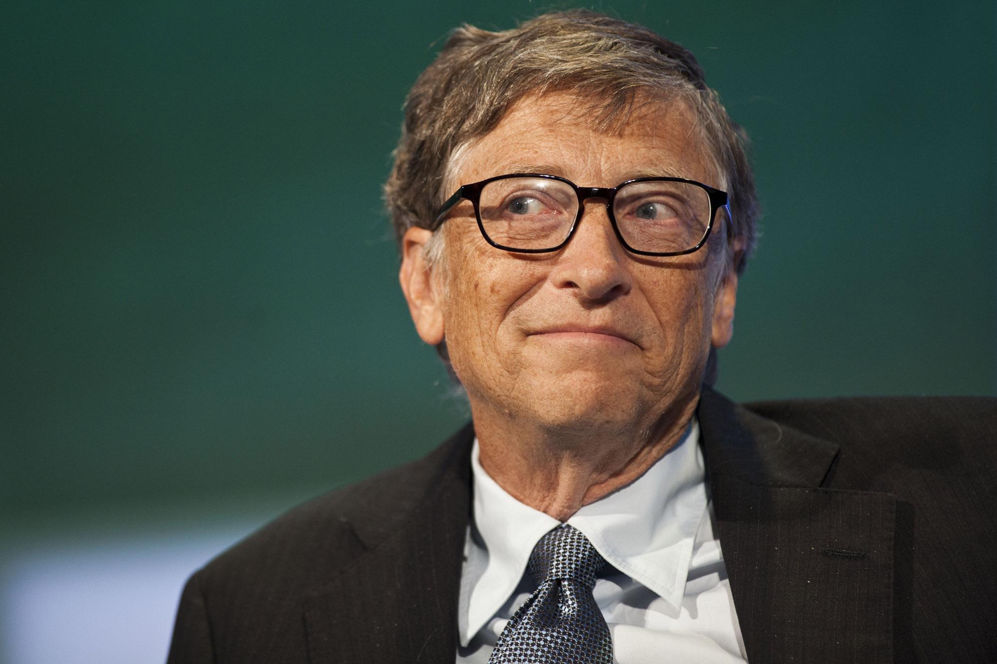 Classement : Bill Gates reste l'homme plus riche du monde