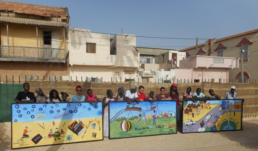 Conseil municipal d'enfants : Lille a mis en place un comité de jumelage avec Saint-Louis