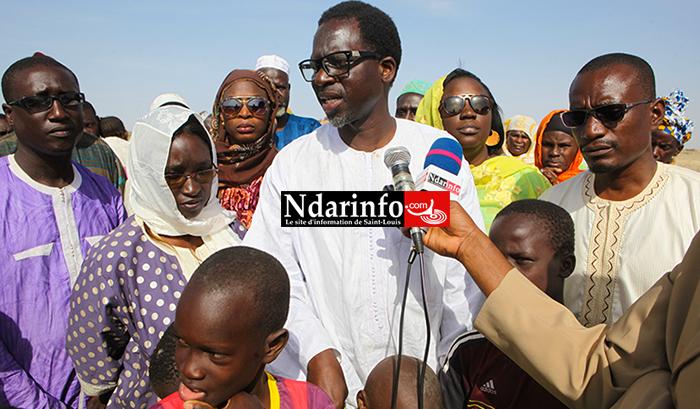 Saint-Louis : les fracassantes révélations de Manko Wattu NDAR sur la gestion des logements sociaux. Regardez !