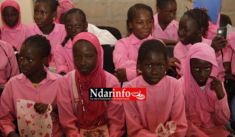 Lancement du JIFTIC à l'UGB : pousser les jeunes filles vers les carrières technologiques (vidéo)