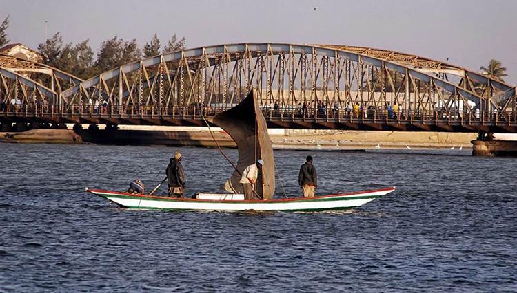 Seydou Diallo : l'homme qui repêchait les noyés dans fleuve.