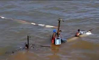 Chavirement de pirogue à Thialy : 2 morts, 5 blessés