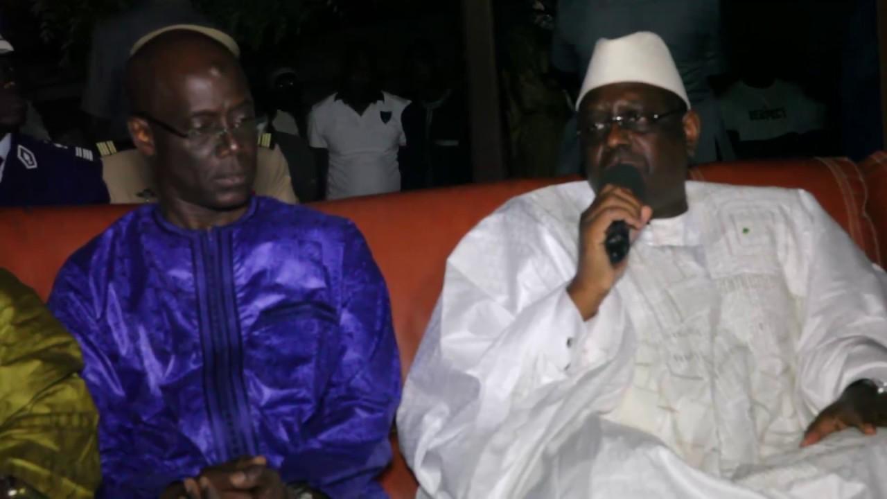 Macky à Thierno Alassane Sall ce matin : « Quitte le Palais ! »