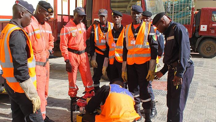 Lutte contre les incendies : de l'urgence d'installer les Sapeurs dans le SOR.