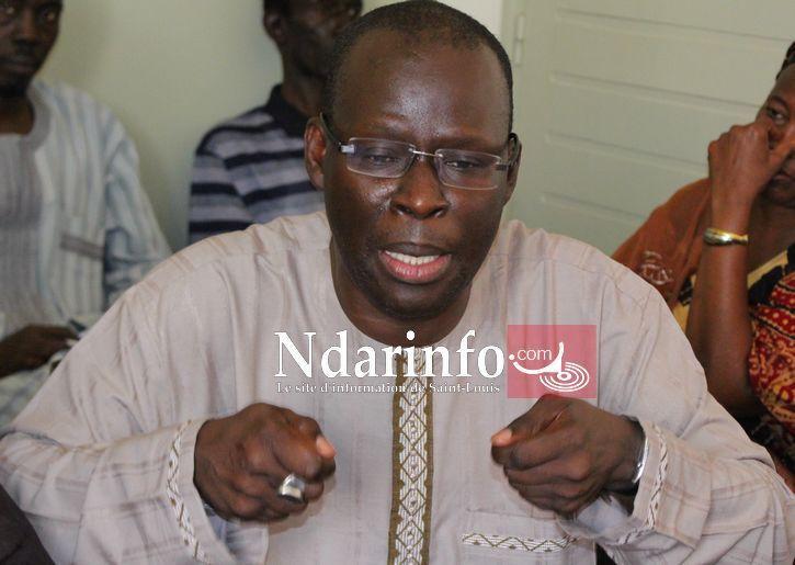 Cheikh Bamba Diéye, Fsd/Bj: «Thierno Alassane Sall est un vrai patriote»