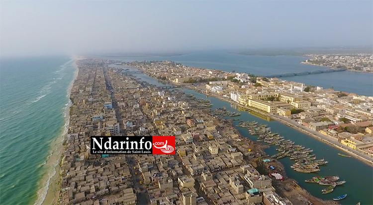 Olivier Rue, spécialiste des systèmes côtiers : « possible dispararition de Guet-Ndar avec le blocage du transit sédimentaire Mauritanie-Sénégal »