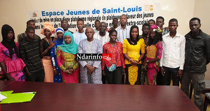 ÉDUCATION SEXUELLE : Saint-Louis lance une plateforme régionale en faveur des jeunes (vidéo)