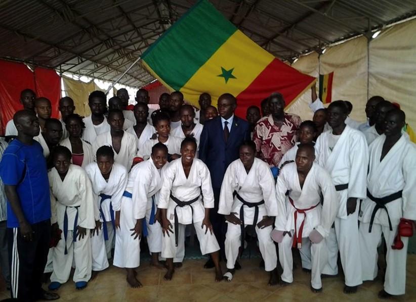 Championnats d'Afrique de karaté : l'équipe du Sénégal remporte la finale