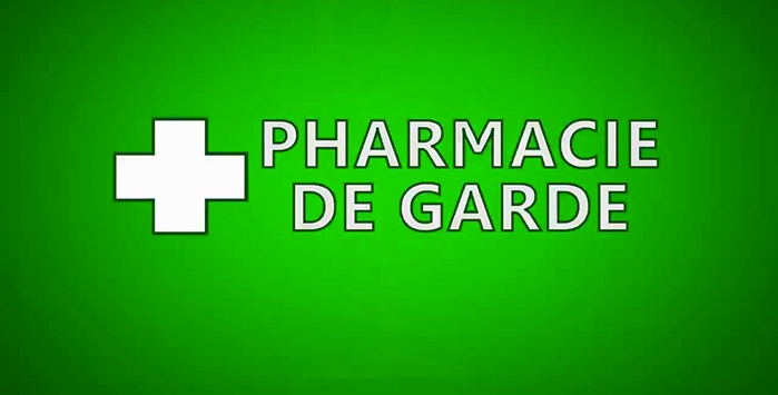 Le Calendrier des Pharmacies de garde de Saint-Louis, du 04/06/2017 au 15/07/2017