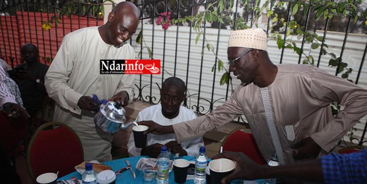 Saint-Louis : Mansour FAYE offre des billets pour la Mecque aux imams et oulémas