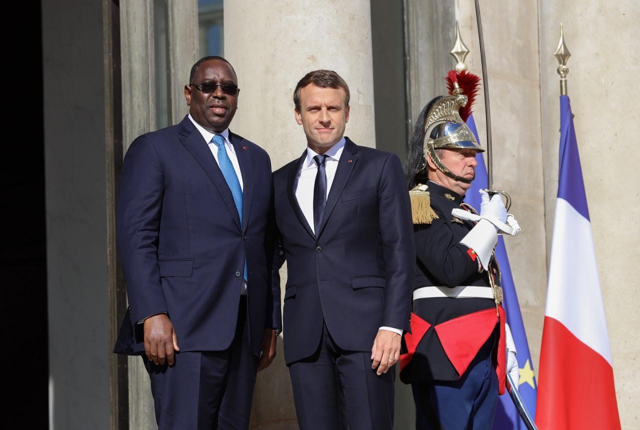 """Macky veut que l'Afrique ne soit pas """"le ventre mou"""" face au """"terrorisme"""""""