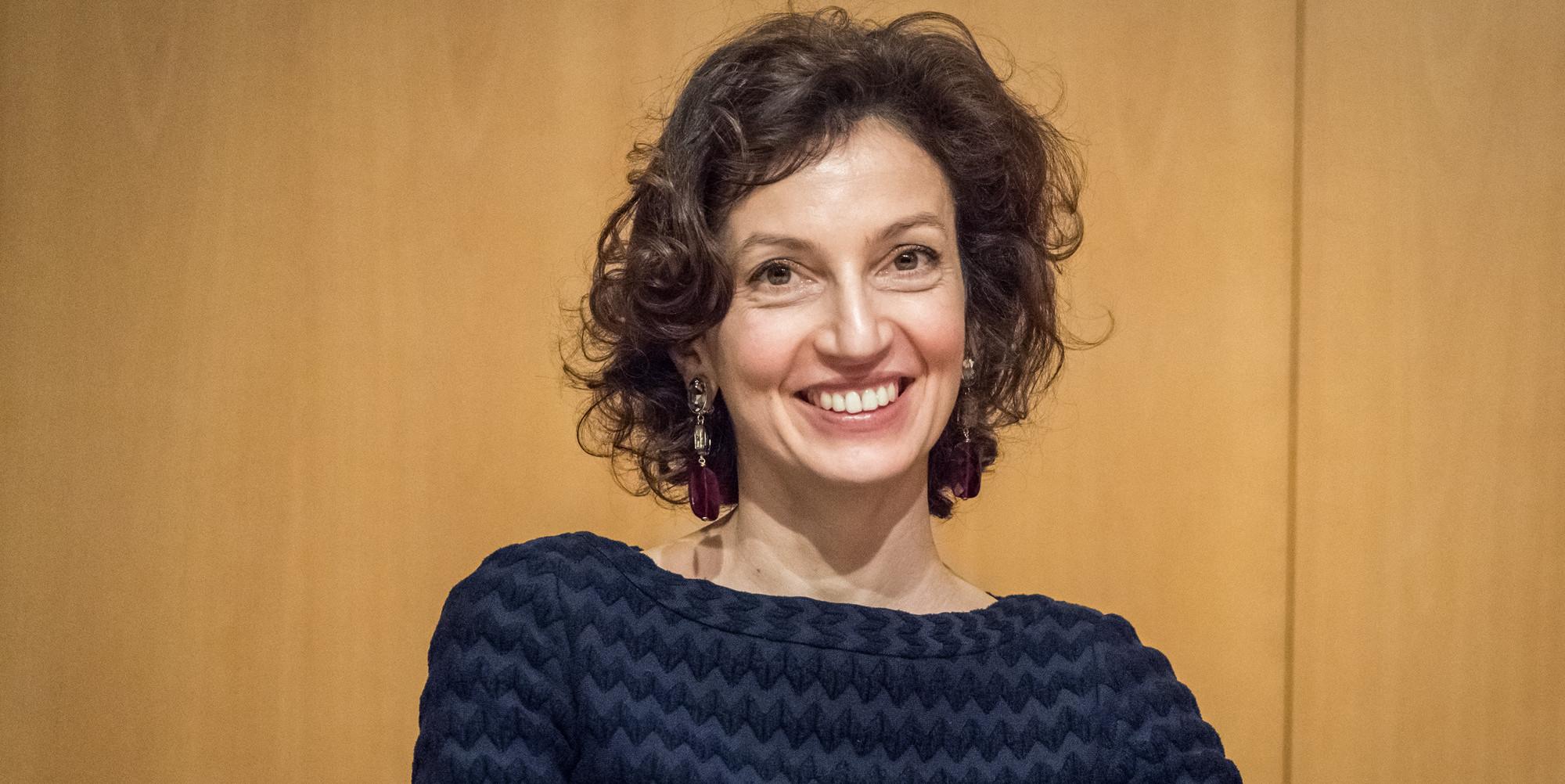 Saint-Louis : Audrey Azoulay décline ses ambitions pour l'UNESCO