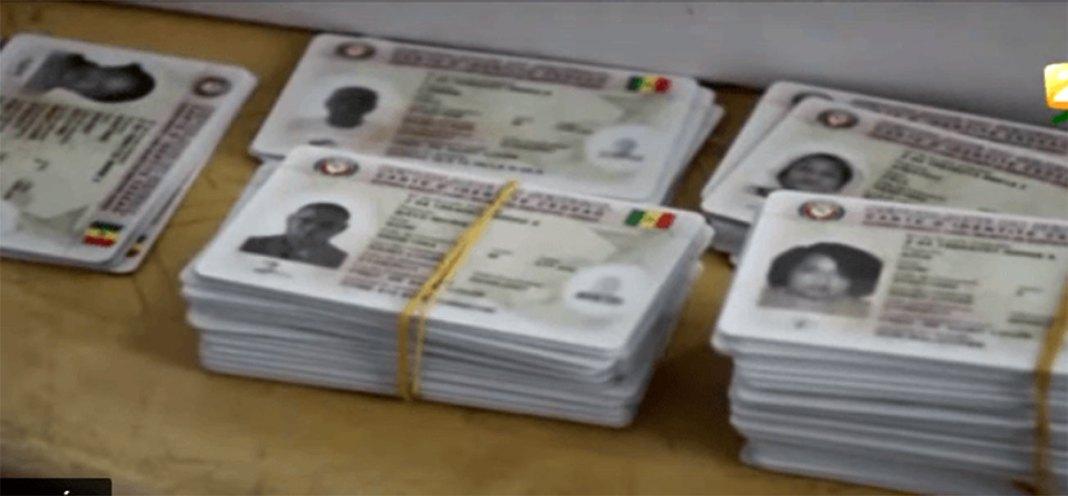Podor : de graves erreurs décelées sur les cartes d'identité biométriques