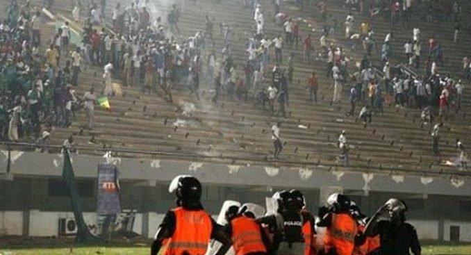 Stade Demba Diop : Au moins 08 morts dans une bousculade à la finale de la Coupe de la Ligue
