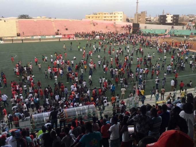 Sénégal : interdiction de toutes les activités sportives ou culturelles sur l'étendue du territoire national, pendant toute la durée de la campagne électorale.