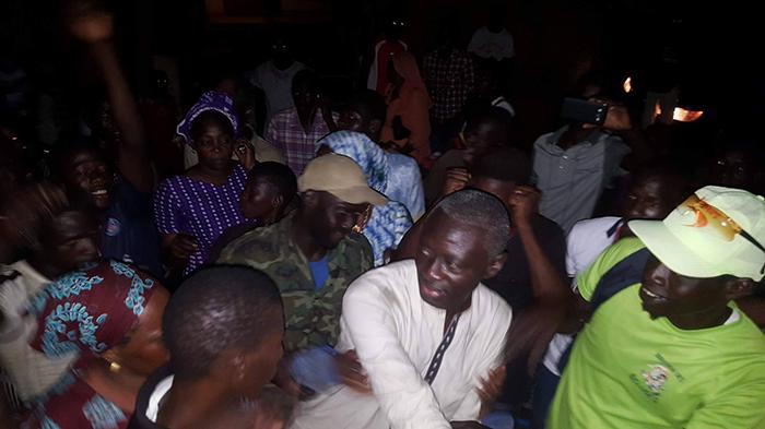 Département de Dagana : le Dr Mame Diop rempile, Oumar Sarr mis KO