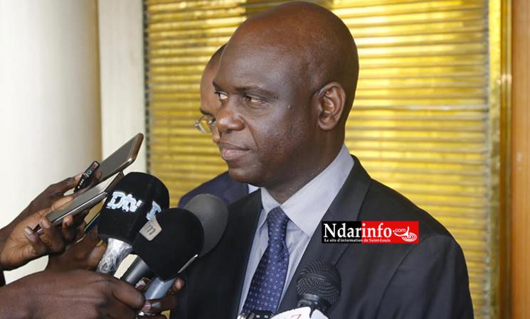 Mansour Faye pressenti pour diriger le Groupe parlementaire de BBY