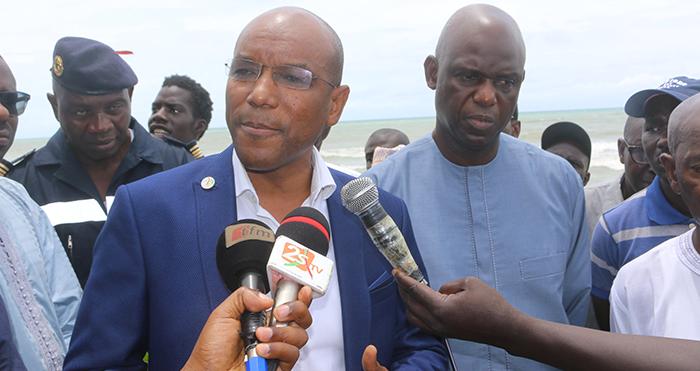 LANGUE DE BARBARIE : «  la menace est réelle », selon Mountaga SY, le DG de l'APIX
