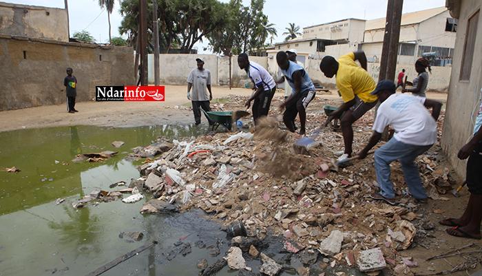 Lutte contre les inondations : Amadou NIANG au chevet des populations de Pikine Bas-Sénégal (vidéo)