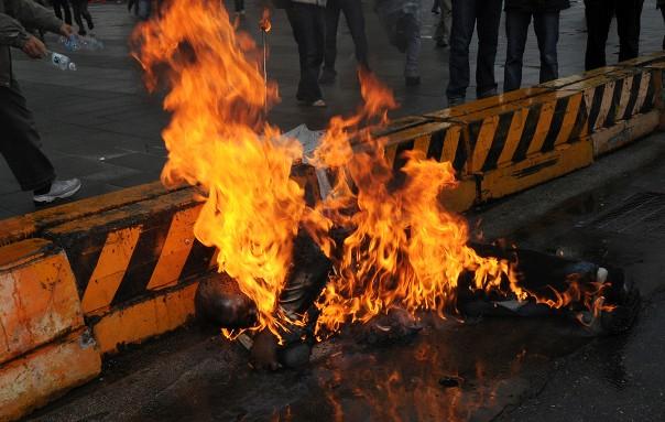 Mauritanie: un Sénégalais s'immole par le feu à cause d'un différend avec la douane