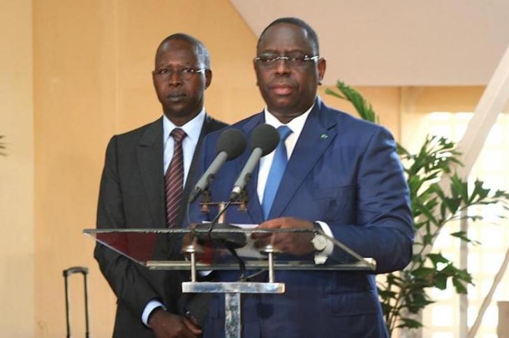 DIRECT - Le PM au Palais de la République pour un entretien avec le chef de l'Etat