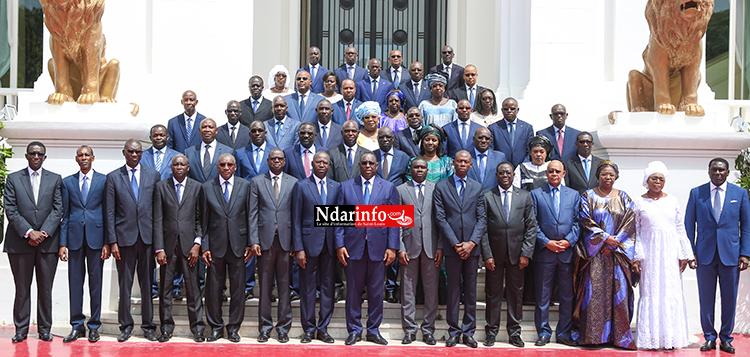 Sénégal : Vague de nominations au Conseil des ministres de ce lundi 11 septembre