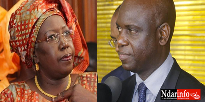 Mansour FAYE et Khoudia MBAYE démissionnent