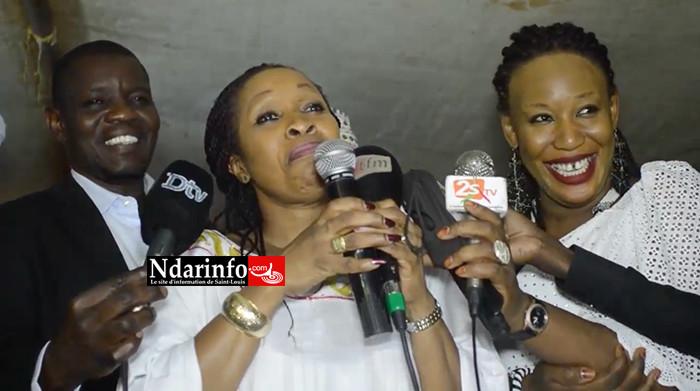 Saint-Louis : les partisans d'Awa NDIAYE invitent Macky SALL à « réconforter » leur leader (déclaration)