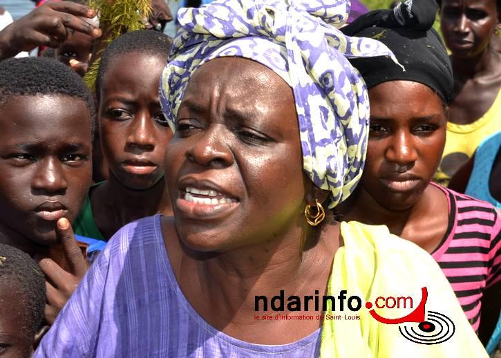 Aida Mbaye DIENG rectifie la LD Debout : «  la candidature Khoudia MBAYE aux législatives est le choix de … »