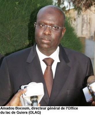 Barrage de Manantali : Amadou Bocoum devient l'administrateur et le Pca