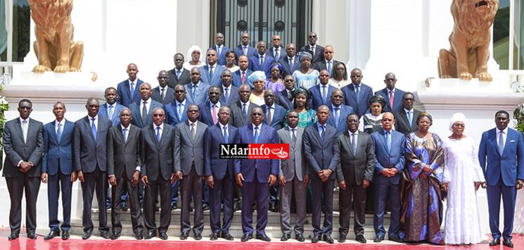 Le communiqué et les nominations du Conseil des ministres de ce 18 octobre 2017