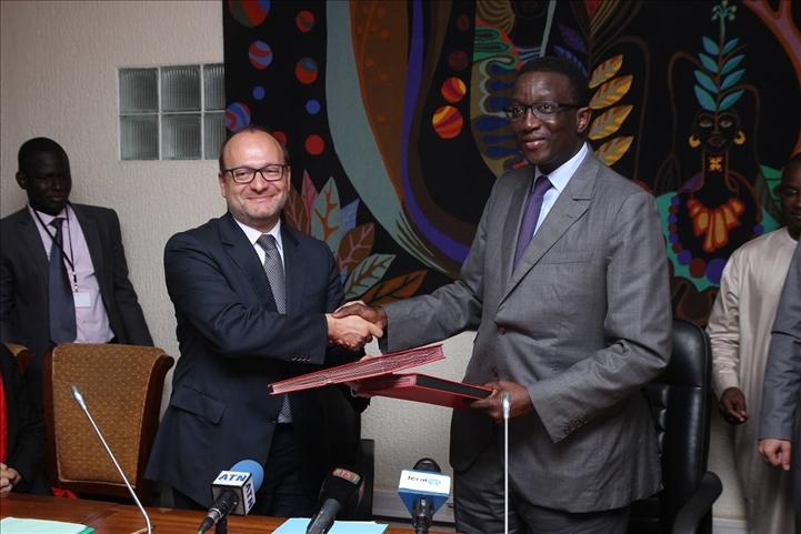 Sénégal, France, Union Européenne : un partenariat pour renforcer la contribution des migrations au développement