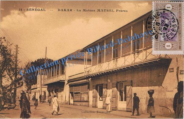 HISTOIRE : La saga Maurel et Prom