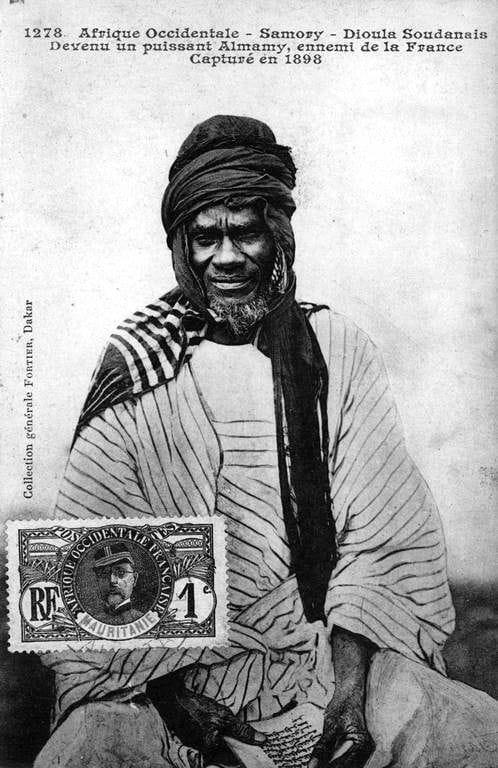 Samory Touré, le dernier grand roi Mandé