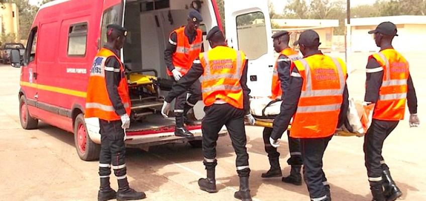 Accident grave sur la route de Louga : 25 morts et plusieurs blessés.