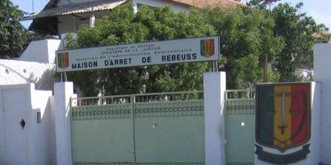 La population carcérale estimée a plus de 10 mille détenus en fin octobre