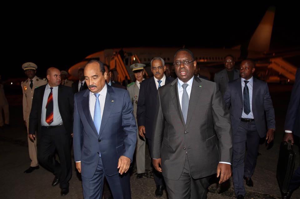 Supposé conflit pétrolier entre le Sénégal et la Mauritanie/Macky Sall Sall dément et précise : « Tout se passe bien entre les deux pays »