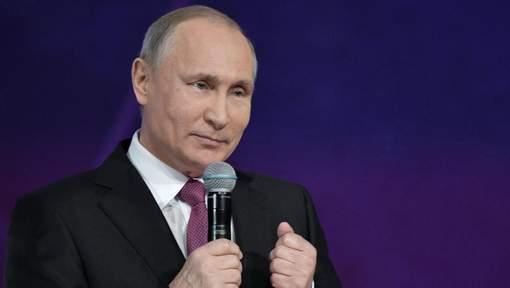 Poutine se porte candidat pour un 4e mandat