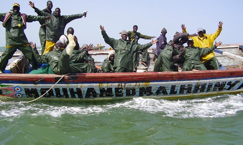 Saint-Louis: pêcheurs et mareyeurs disent non aux importations de poisson en provenance de la Mauritanie
