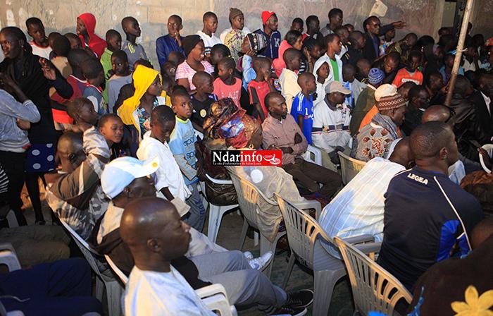 APPUI AUX ASC DE PIKINE : Pour Moustapha FALL, « la passion des jeunes peut booster le développement » ( vidéo )