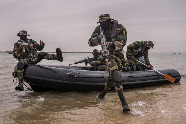 Attaque de Boffa : l'armée va traquer les malfaiteurs ''jusqu'à la limite de ses moyens'' (commandant zone militaire 5)