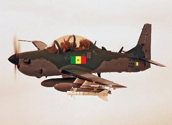 BOFA : l'armée débute les frappes aériennes