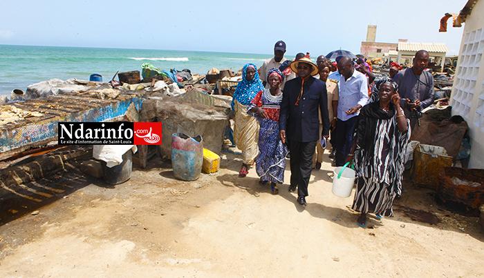 """Oumar GUEYE sur le meurtre du pêcheur Guet-Ndarien : """" nous condamnons fermement cette manière de tirer sur des personnes vivantes """""""